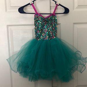 Little Stars Balera Dance Girls Dance Costume